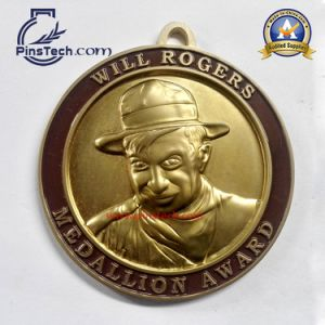 3D Portrait Medal Awards Provide Free Artwork Design pictures & photos