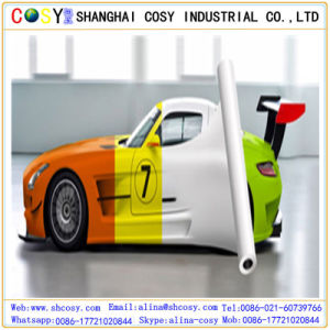 Glossy Film Car Wrap Color Changing Sticker with High Quality for Decoration pictures & photos