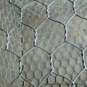Galfan Wire Woven Gabion Mesh/Box/ Basket pictures & photos