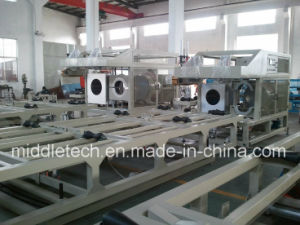 Plastic PVC/UPVC Pipe Rieber Gasket Socketing Machine pictures & photos