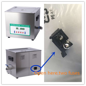 Medical Ultrasonic Cleaner Bk-900d pictures & photos