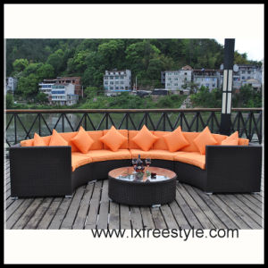 UV Resistant PE Rattan Sofa Set / Hot Sales Outdoor Furniture (SF-023)