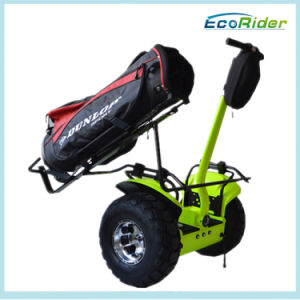 2 Wheels Standing Electric Self Balancing Golf Scooter 4000W 72V pictures & photos