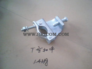 En74 Forged T Type /Beam Coupler pictures & photos