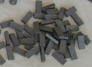 Tungsten Carbide Jaw Inserts Gripper Inserts pictures & photos