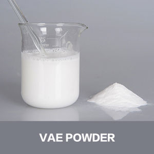 Redispersible Polymer Powder Mortar Adhesive Additive Vae pictures & photos