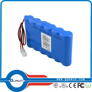 11.1V 13200mAh 3s6p 18650 Lithium-Ion Battery pictures & photos
