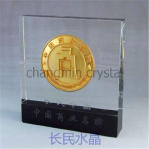 Tr033 Crystal Award for Souvenir or Gift