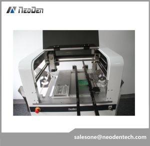 Newly Vision Pick and Place Machine with Dual Rails pictures & photos