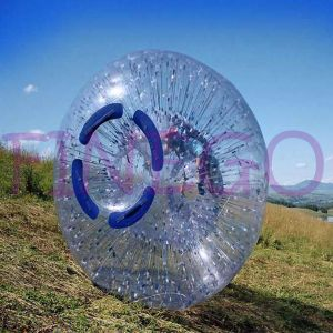 Giant Grass Rolling Human Inflatable Body Zorb Ball for Kids pictures & photos