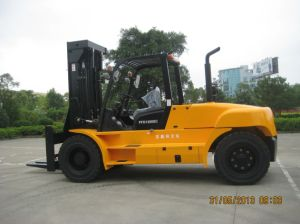 12.0 Ton Diesel Forklift Truck pictures & photos