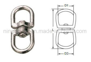 Double Swivel Eye Hook with High Quality pictures & photos