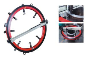 Pneumatic out-Mounted Orbital Flange Facing Machine (AYO-1000) pictures & photos
