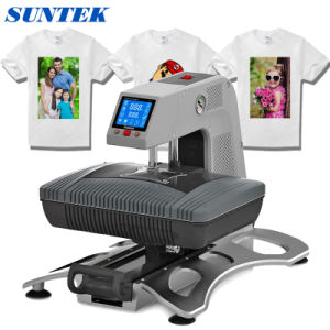 Automatic All in One Sublimation Vacuum Heat Press Machine (ST-420) pictures & photos