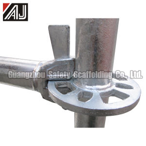 Q235 Steel Rosette Scaffold for Building Construction pictures & photos