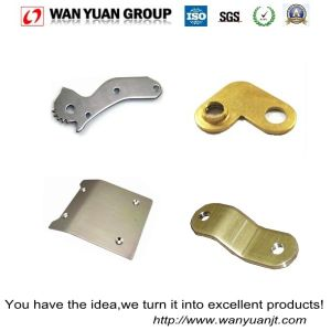 Metal Part Metal Stamping Part High Precision Stamped Parts