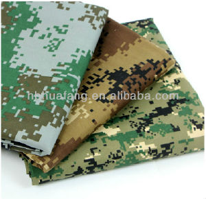 Ripstop Polyester Cotton Military Camouflage Fabric pictures & photos
