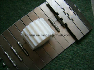 Stainless Steel Flat Top Conveyor Chain pictures & photos