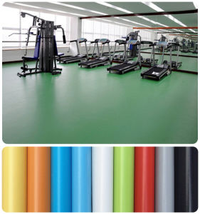 Environmentally Friendly Surface Source PVC Vinyl Flooring pictures & photos
