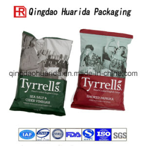 Composite Plastic Bag/Fast Food Packaging Bag/Mast Plastic Bag pictures & photos