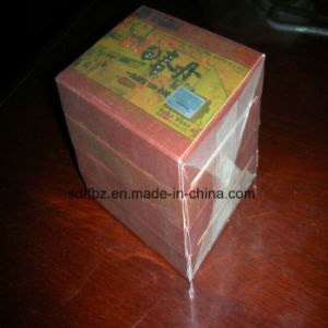 Automatic Cigarette Box Cellophane Wrapping Machine Made of China pictures & photos