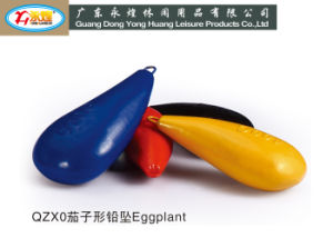 Eggplant Type Lead Sinker Fisihing pictures & photos