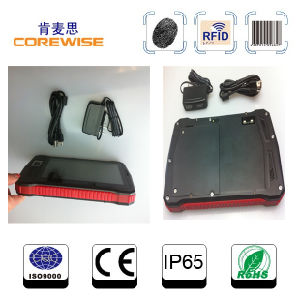 Rugged Android Tablet PC, Fingerprint Scanner, 13.56MHz/915MHz RFID Reader pictures & photos