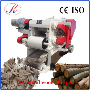 New Type Drum Wood Chipper pictures & photos