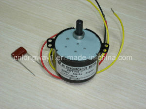 Mini Low Speed AC Synchronous Motor for Electric Advertising pictures & photos