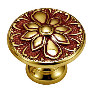 High Quality Forged Brass Furniture Hardware Handle Knob pictures & photos