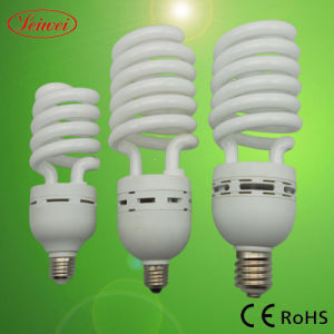 45-105W Half Spiral Energy Saving Lamp, Light (High Power)