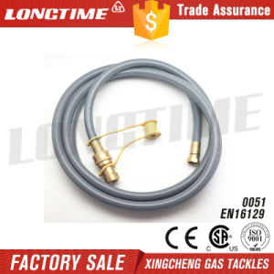 Adaptor Gas Hose for Natural Gas pictures & photos