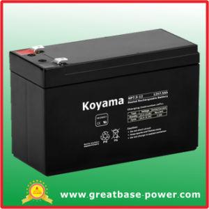 Sealed Lead Acid Battery 7.5ah 12V / Emergency Light Battery 12V 7.5ah/ UPS Battery Np7.5-12 pictures & photos