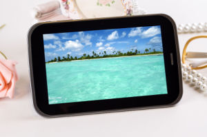 7 Inch 2g Phone Calling Android 4.1 Tablet Computer with WiFi Bluetooth