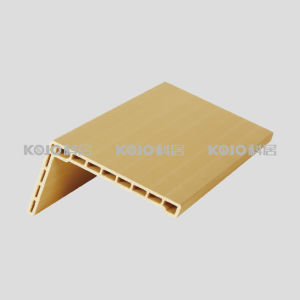 Wood Plastic Composite Extruded Interior Solid Door Frame Architrave (MT-9610) pictures & photos