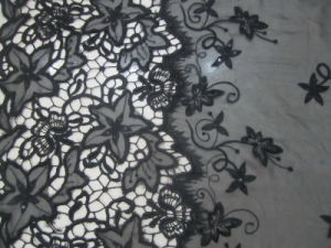 2013 Chic Lace Skirt Border Fabric