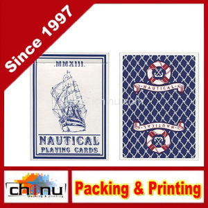 MMS Nautical Playing Cards by House of Playing Cards Trick, Blue (430144) pictures & photos
