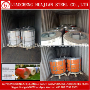 Price Prepainted Steel Coil/PPGI Coil From China Supplier pictures & photos