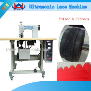 Huabo Ultrasonic Nonwoven Bag Sealing and Cutting Machine pictures & photos