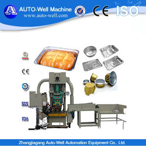 India Used Aluminum Foil Container Machine pictures & photos