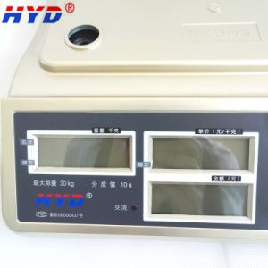Haiyida Dual Display Digital Balance pictures & photos