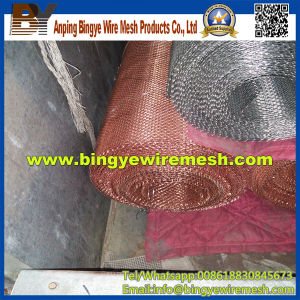 Copper/Bronze Weaving Crimped Wire Mesh pictures & photos
