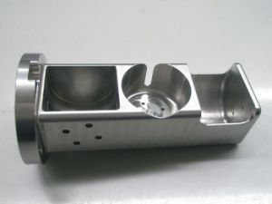 Aluminium CNC Machining Parts Used on Machine Equipment pictures & photos