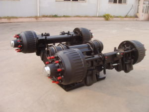Suspension Kits- 32t Bogie Sales to Dubai pictures & photos