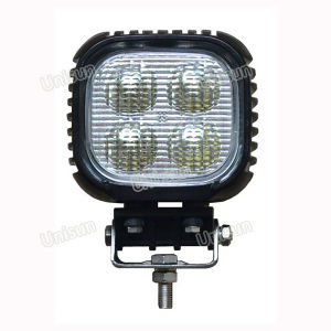 5inch 40W Square LED Tractor Work Lights pictures & photos