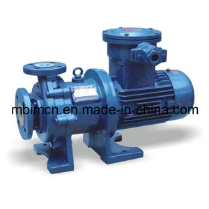 Plastic Lined Magnetic Pump with ANSI Flange pictures & photos