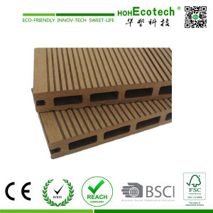 Wood Plastic Composite Decking Tile/Outdoor Decking (145H21B) pictures & photos