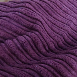 Poly/Nylon Corduroy Furniture Fabric