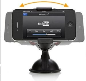 Car Mount Holder for iPhone 4/5 (ZT-02)