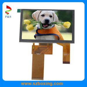 Lastest 5.0inch TFT LCD Modules with Capacitive Touch pictures & photos